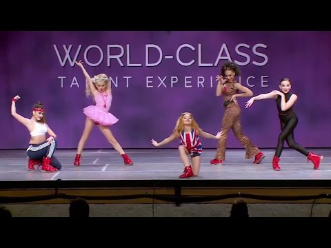 Dance Moms - Group Dance