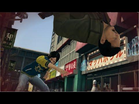 Yakuza 0 Miss Tatsu Savage AF! & Kiryu Learns Beast Style