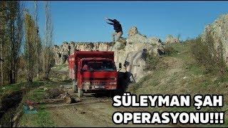 SUNGURLAR - Süleyman Şah Operasyonu