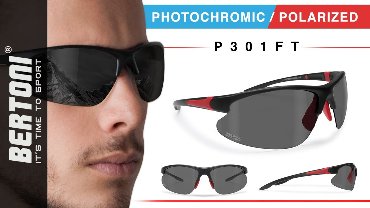 f20c888b73e P301FT Photochromic Polarized Sunglasses Fishing
