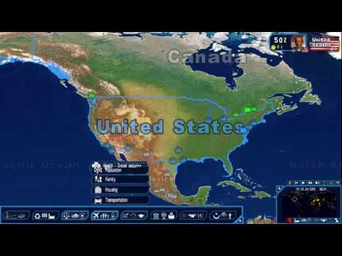 Geopolitical Simulator 4: Power and Revolution - Beginner's Tutorial