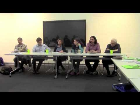 Economic Democracy Panel - Stephanie Rearick - Mutual Aid Networks & Timebanking