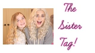 THE SISTER TAG WITH ASPYN OVARD! | Avrey Elle Thumbnail