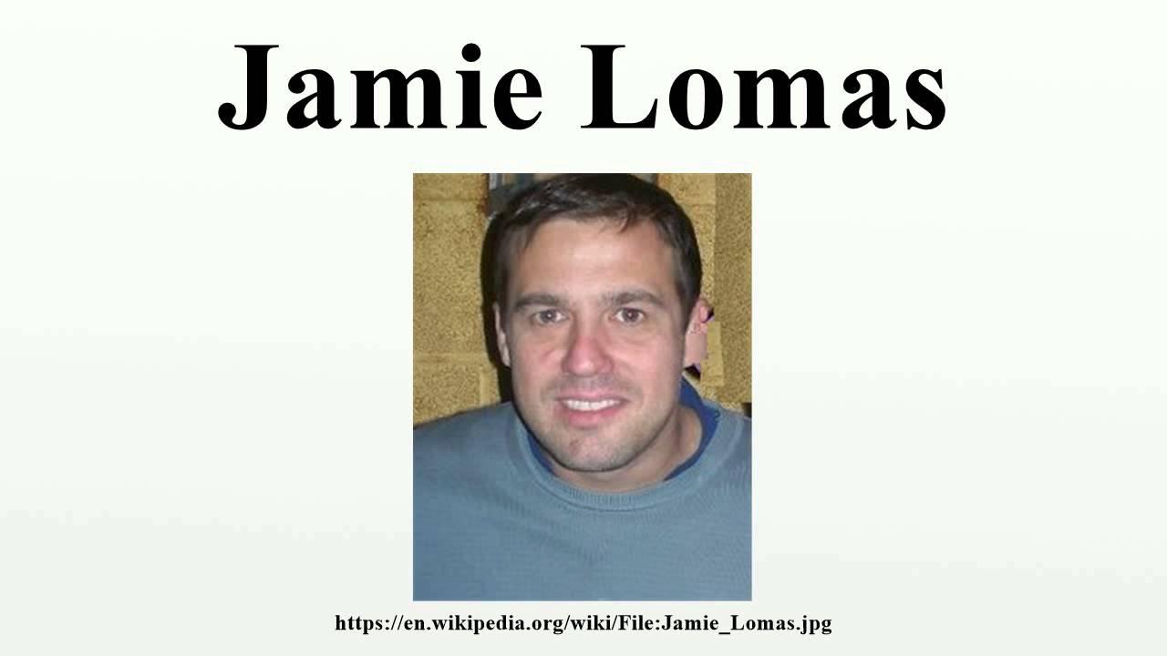 Jamie Lomas (born 1975) Jamie Lomas (born 1975) new picture