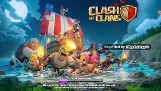 Clash of clans pirate server 1. Bölüm herşeyden 1000 tane