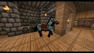 Minecraft: Mianite - Mule + Horse + Wolf = DEADLY! [5]