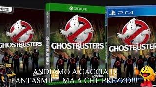 ghostbusters gameplay ita la caccia ai fantasmi non e mai stata tanto cara pc ps4 xboxone