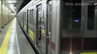 【貴重】営団時代(04年)の有楽町線の車両たち
