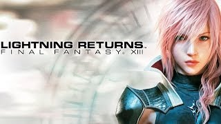 CGR Trailers - LIGHTNING RETURNS: FINAL FANTASY XIII Launch Trailer