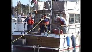 USCGAUX Operations in San Diego Bay