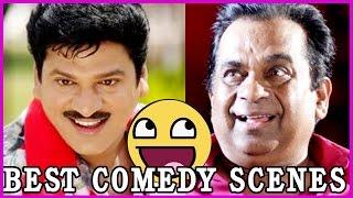 Rajendra Prasad & Brahmanandam Comedy Scenes || Back to Back || In Aa Okkati Adakku Telugu Movie