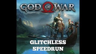 God Of War 4 (2018) | Max Difficulty 😬😬😬 Glitchless Speedrun Testing