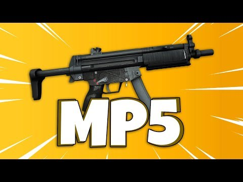 New MP5 SMG In Fortnite!