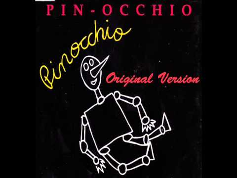 PIN-OCCHIO - Pinocchio Dance (Original Version)