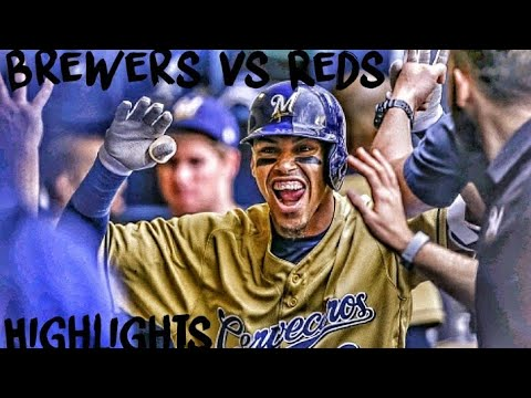 9/4/17: Brewers Vs. Reds Highlights