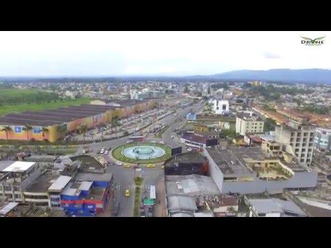 Santo Domingo de los Tsáchilas - Desde el aire