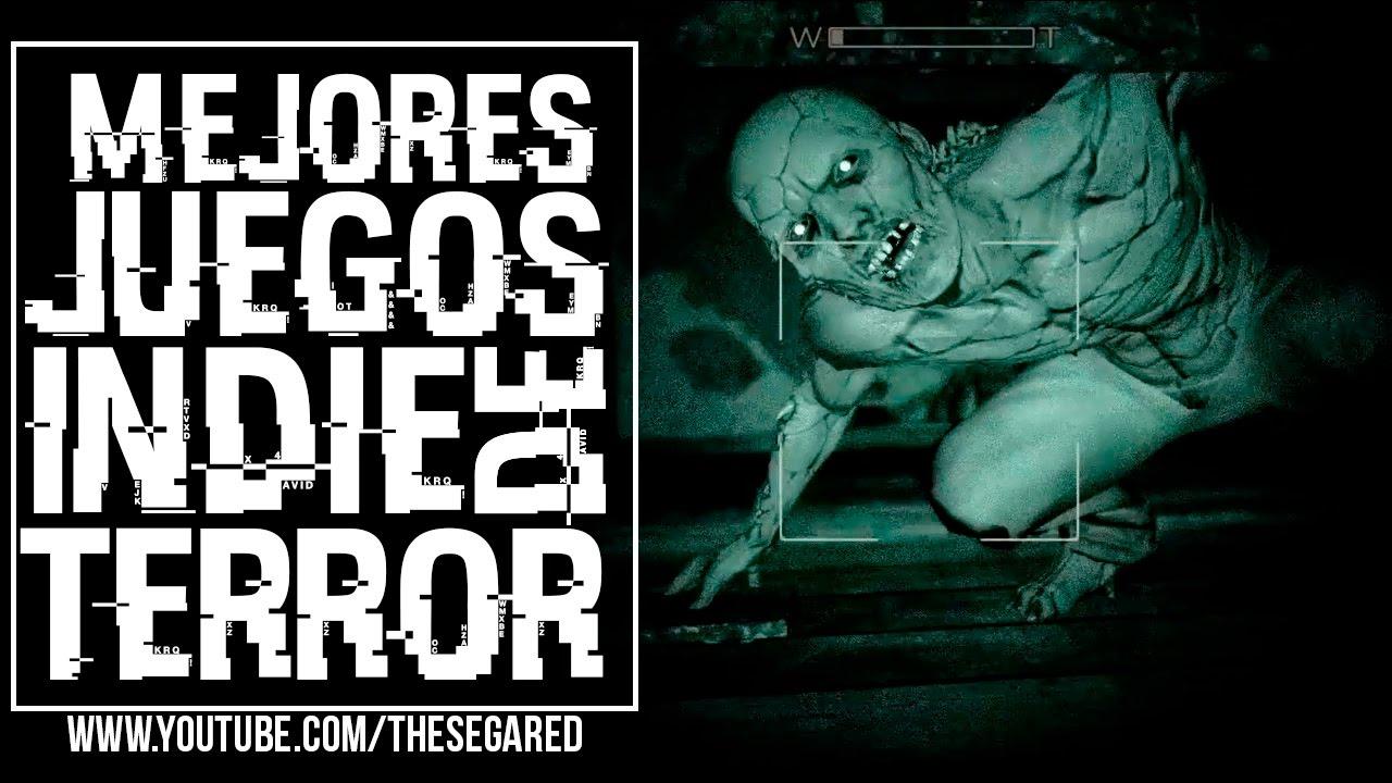 10 Mejores Juegos Indie De Terror Gratis Mega Pack 1 Mega