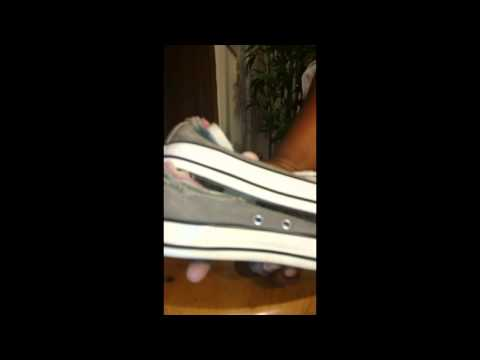 Get your soles white (best way to clean tennis) Stylist Raven