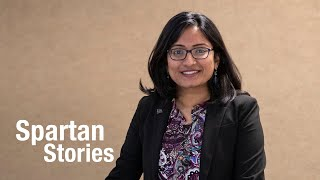 Spartan Stories | Dr. Renu Pariyadath