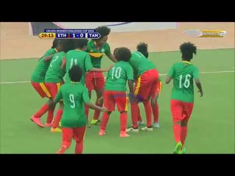 Kilimanjaro Queens ilivyoichapa Ethiopia 4-1 na kukabidhiwa Kombe CECAFA Challange