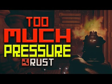 RUST: There Was So Much Pressure! - Episode 103