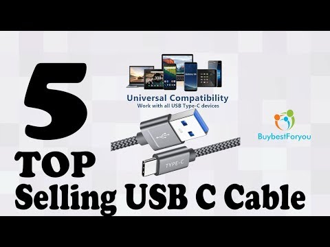How To Choose Top 5 Selling USB C Cable 2018-2019