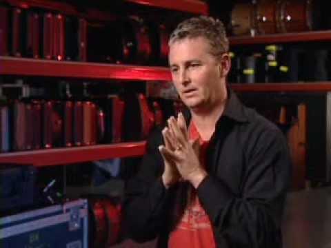 Mike McCready interview - KIRO 7 Eyewitness News Profiles (2007)