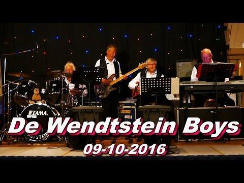 De Wendtstein Boys ,bij de Oldtimer Classic Beurs Leek 09 10 2016
