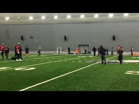 Highlights from Philadelphia Eagles practice (Nov. 22)