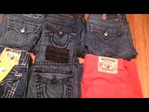 True Religion Jeans Collection!