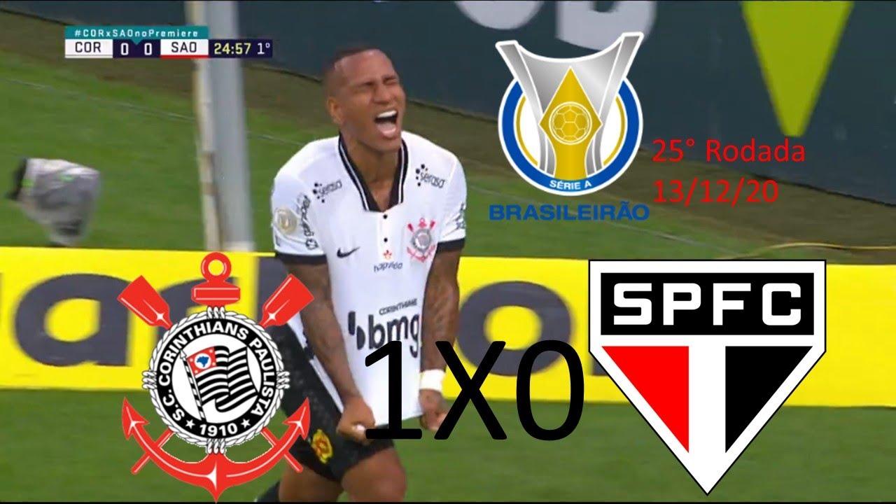 Download Gol de Otero na vitória do Corinthians   Campeonato Brasileiro Série A   CORINTHIANS 1 X 0 SÃO PAULO