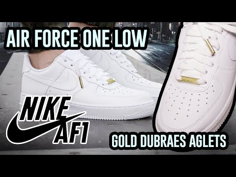 air force 1 dorado