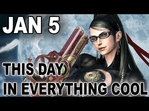 Witch Goes West! - This Day In Everything Cool for Jan 5 - Electric Playground