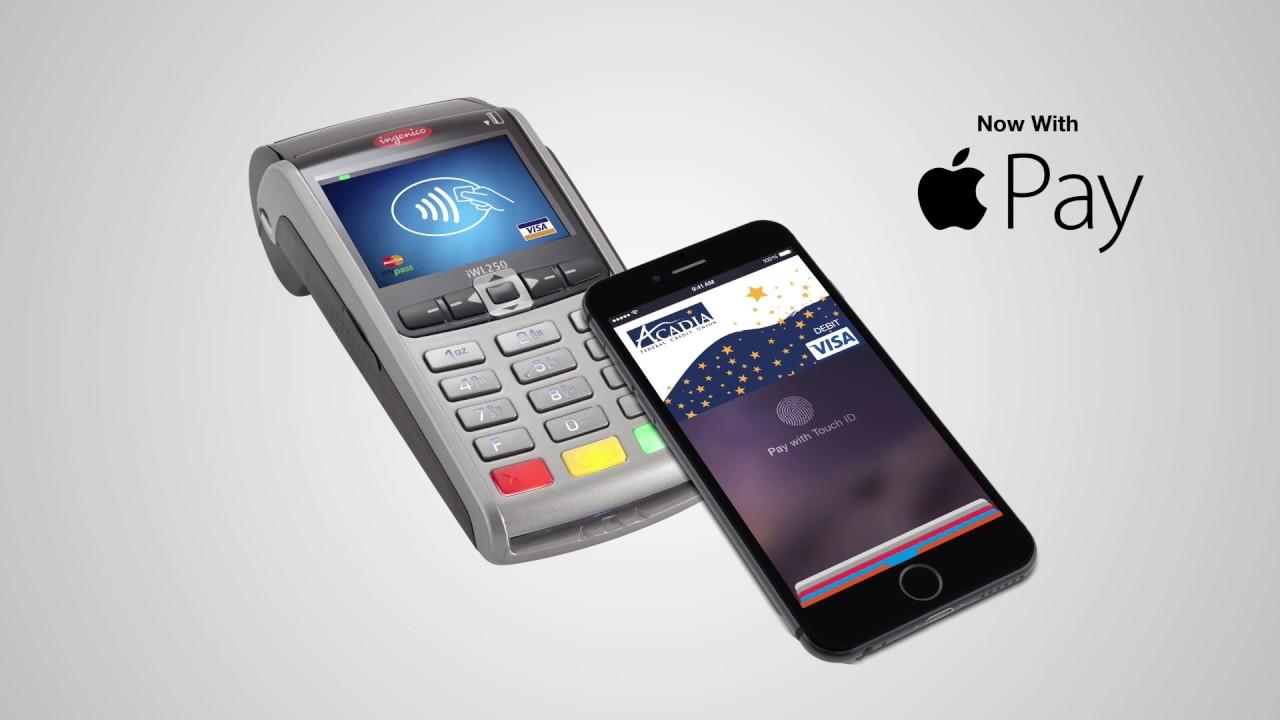 Acadia Federal Credit Union >> Acadiago Mobile App Apple Pay Acadia Federal Credit Union Youtube