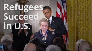 Refugees Succeed in the U.S.