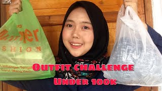 Belanja outfit dibawah 100 ribu | shopping for outfits under 100K