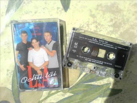 L.A. - Ochii tai (Album Caseta 2000)