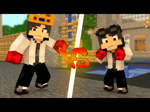 WIIZINHO vs WII ‹ Minecraft Machinima ›