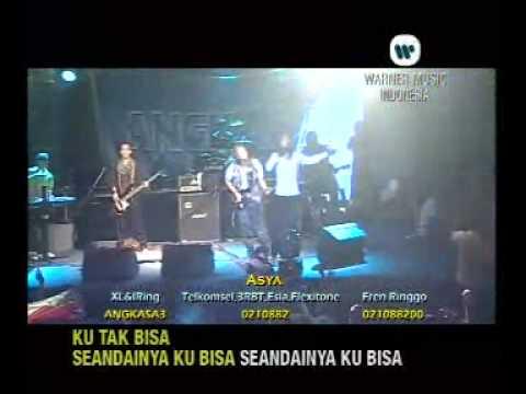 Angkasa - Asya (live)