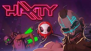 Haxity - Juego de cartas con nuevas mecánicas
