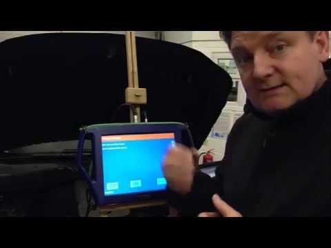 BMW Common Rail Diesel DPF Sensor Validation