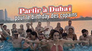 La colonie à Dubaï ! C'est n'importe quoi !