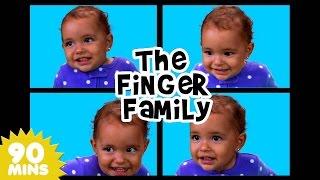 Finger Family PLAYHOUSE