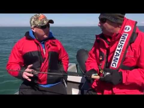 2015 Show #1:  Trolling for Lake Ontario Brown & Lake Trout...