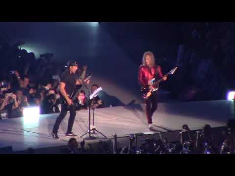 Я в шоке!Metallica Цой Группа крови в  Москве