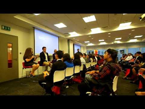 PwC Academy Panel Discussion in Dubai