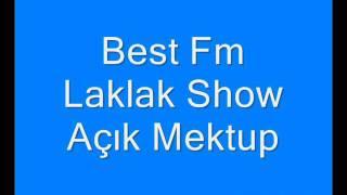 Laklak Show - Açık Mektup - Etek Altına Bakan Çocuk