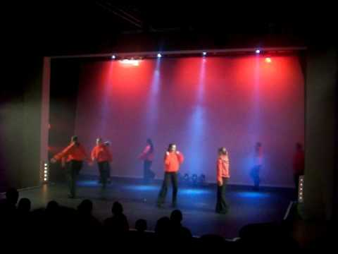 ND2 Dance (Mid Kent College) - Scream