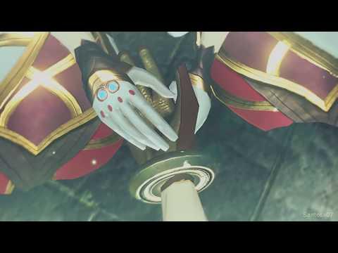 Xenoblade Chronicles 2 - (Spoiler) Nia's True Form