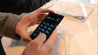 Взляд на сверхтонкий смартфон Huawei Asсend P1 S от Droider.ru